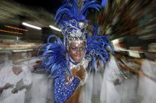 Em 2013, escola do Morro Maria da Conceição passou para o Grupo Especial