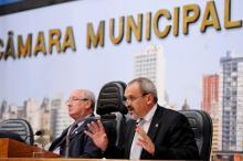 Cappellari apresentou cálculo tarifário mas, por segurança, adiou debate