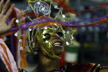 Samba Puro voltou ao grupo especial com as Marias na avenida
