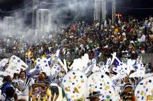 Enredo celebra a Cidade Maravilhosa, apresentando suas belezas e história