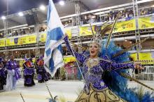 Escola é a mais antiga e a que mais conquistou títulos no Carnaval da Capital