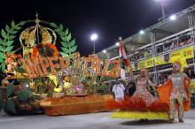 Os 1,6 mil integrantes exaltarão os povos brasileiro e cubano