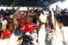Apuração dos desfiles da Capital ocorreu nesta tarde, no Porto Seco