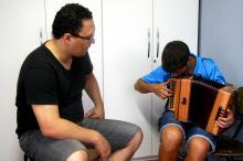 Projeto é aberto a crianças e jovens da região da Lomba do Pinheiro