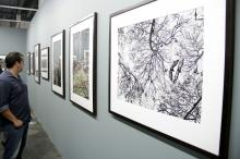 A mostra Genesis reúne 250 imagens registradas em oito anos de viagens
