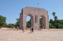 Monumento ao Expedicionário é um dos que será restaurado