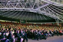 Cerimônia está marcada para 1º de dezembro no Auditório Araújo Vianna