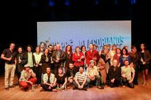 Obras dos artistas que ganharam o 8º Açorianos estão expostas desde novembro
