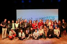 Marina Camargo e Maílson Fantinel foram os grandes premiados deste ano