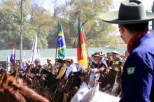 Local reunirá 76 entidades tradicionalistas