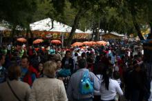 Acampamento Farroupilha recebeu 20 mil pessoas no último domingo