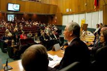 Prefeito José Fortunati destacou a criação da Smurb e do EdificaPoa