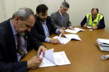 Contrato com a vencedora da licitação foi assinado nesta quinta-feira
