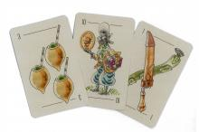 Ilustrações foram adaptadas com elementos típicos do Rio Grande do Sul