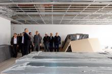 Prédio de 3,2 mil metros quadrados terá capacidade para até 300 pessoas