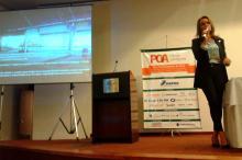 Secret�ria Deborah Pilla Villela apresentou projetos realizados pelo Inovapoa