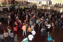 Mais de mil pessoas participaram das atividades em 2014