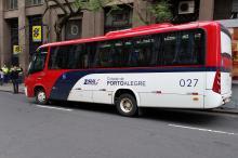 Frota das linhas é de 34 veículos, com capacidade para 25 pessoas sentadas
