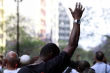 Participam entidades que defendem os direitos da comunidade negra