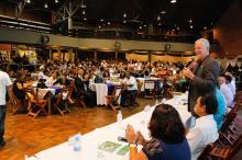 Fortunati destacou import�ncia do papel dos conselheiros e delegados