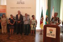 Jornalista Vera Daisy Barcellos da Costa foi conduzida à presidência do Comdim
