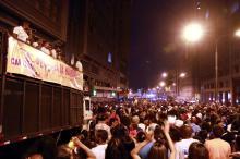 Primeira edição da Descida da Borges do Carnaval 2016 será em 2 de dezembro