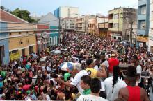 Blocos DK e Rua do Perdão estarão na esquina da República com João Alfredo