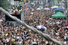 São esperadas 40 mil pessoas nas apresentações dos blocos no sábado