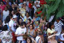 Em seis dias, evento já reuniu mais de 165 mil pessoas na Cidade Baixa