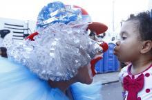 Terça-feira, 17, será a vez do público infantil se divertir ao som do carnaval