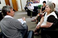 Secretária Cleci reuniu-se com presidente da Câmara Municipal