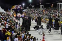 Desfile das Campeãs este ano será na terça-feira, 9 de fevereiro