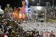 Desfiles acontecem nos dias 23 e 24 de março
