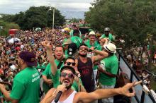 Orla do Guaíba registrou o maior público