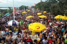 Ruas da Cidade Baixa e orla do Guaíba receberão 16 blocos