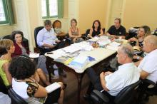 Grupo visitará o local e agendará audiência com secretário da Cultura