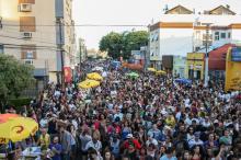 Neste ano, serão no total seis dias de desfiles na Cidade Baixa e dois na orla
