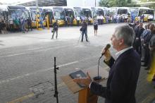 Prefeito lembrou que o serviço em Porto Alegre está entre os melhores do país