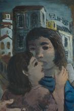Obra de Di Cavalcanti compõe mostra