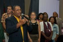 Conselho conta com representantes da sociedade e do governo municipal