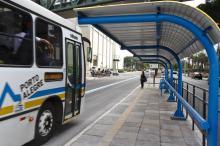 Estão sendo atendidos trajetos do T1, T4, T6, T11 e 343 – Campus Ipiranga