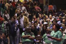 Encontro na Casa do Gaúcho reuniu cerca de 1,2 mil pessoas