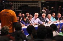 Comunidade elegeu e debateu com gestores as demandas prioritárias