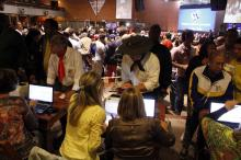 Plenária teve o maior público em temáticas nos 26 anos do OP