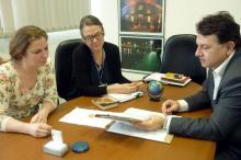 Documentos serão analisados pelo grupo de trabalho criado em 2014