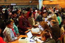 Mais de 1,5 mil inscritos para a plenária realizada na Casa do Gaúcho