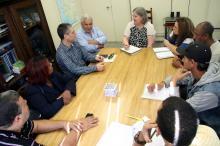 Smed recebe conselheiros do OP e entidades da sociedade civil