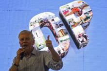 Fortunati informou que obras de dragagem beneficiarão 31 mil habitantes