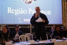 Prefeito José Fortinati e secretários participam das assembleias