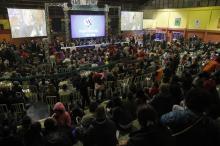 Plenárias reuniram 20.657 inscritos, maior número em 26 anos